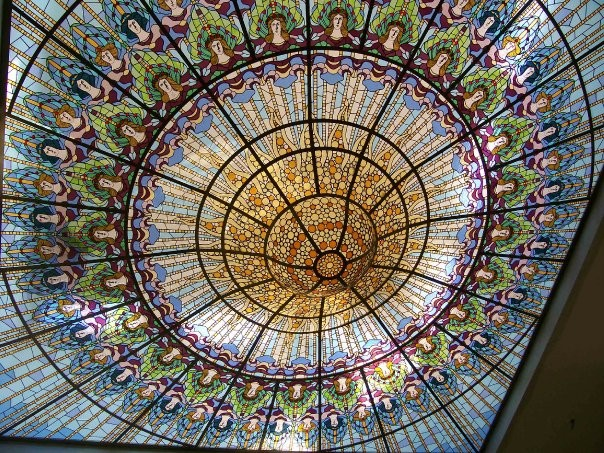 Rad na 64 kvadrata, 25.000 delica, replika opere u Barseloni