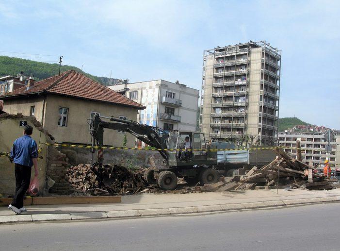 У Ужицу је срушено практично све пре 1945.