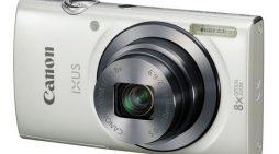 Canon IXUS 160 i Sony DSCW810B.CE3 u Petru Panu