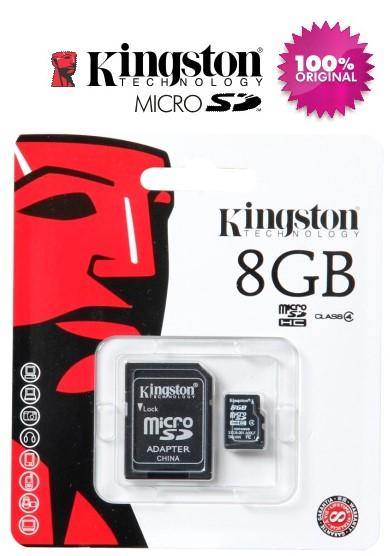 8gb Kingston micro sd samo 599 dinara!