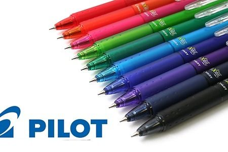 PILOT FriXion ball olovke u Petru Panu