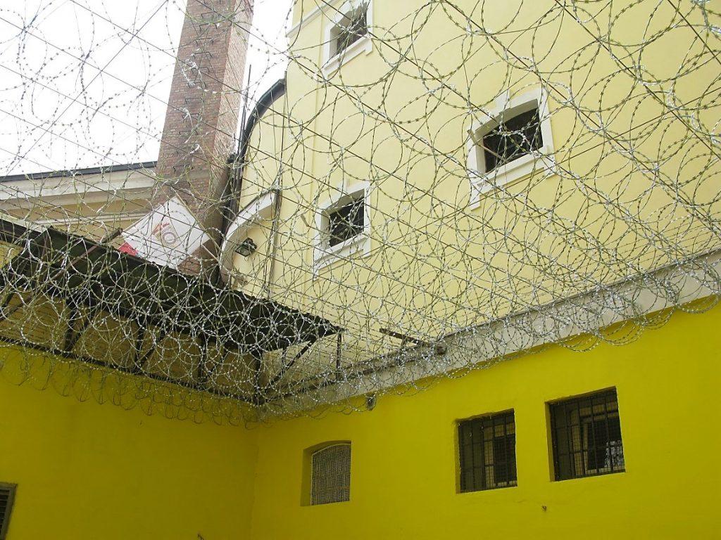 zatvor za siledžije u užicu