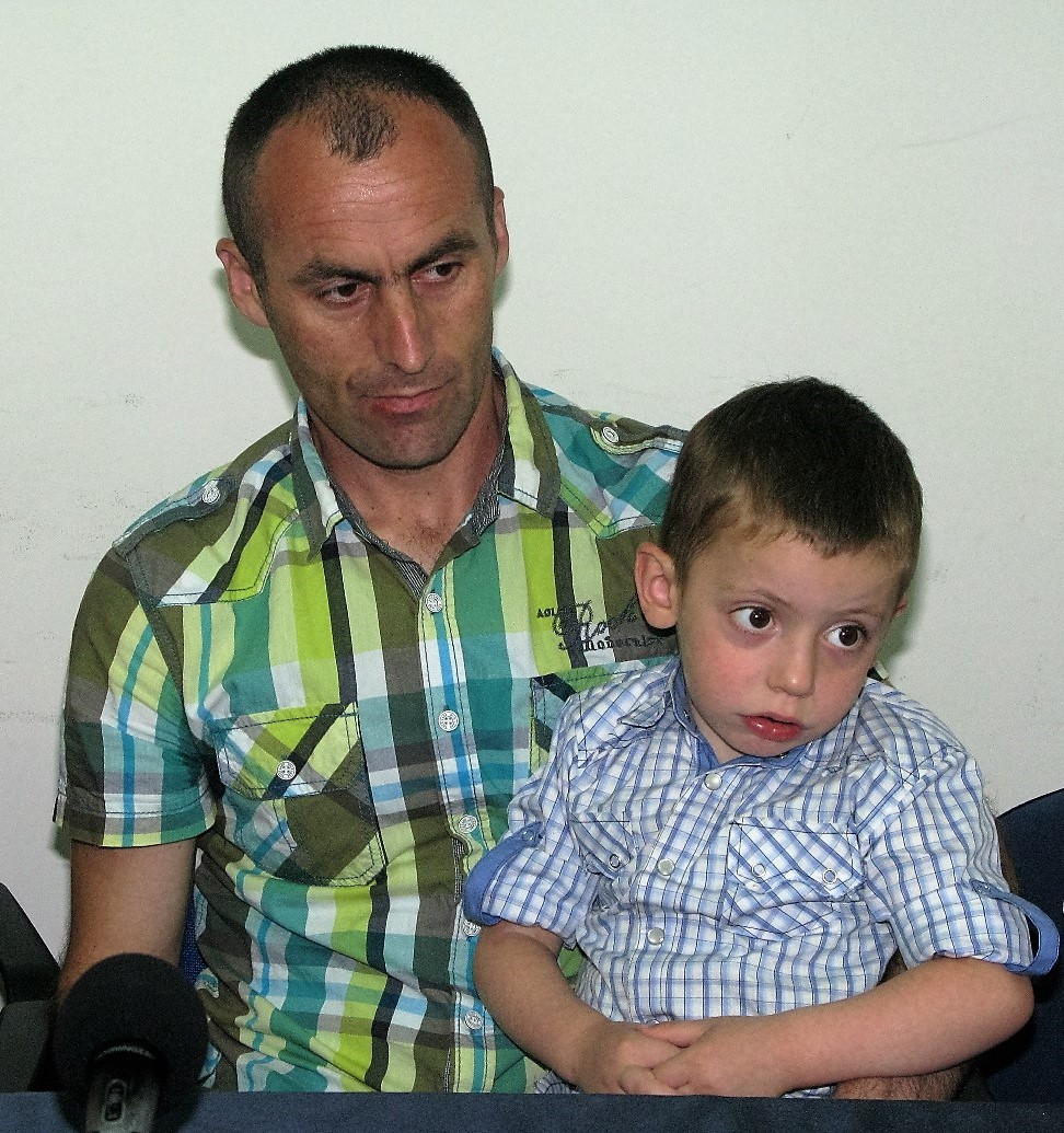Mali Marko sa ocem Pericom