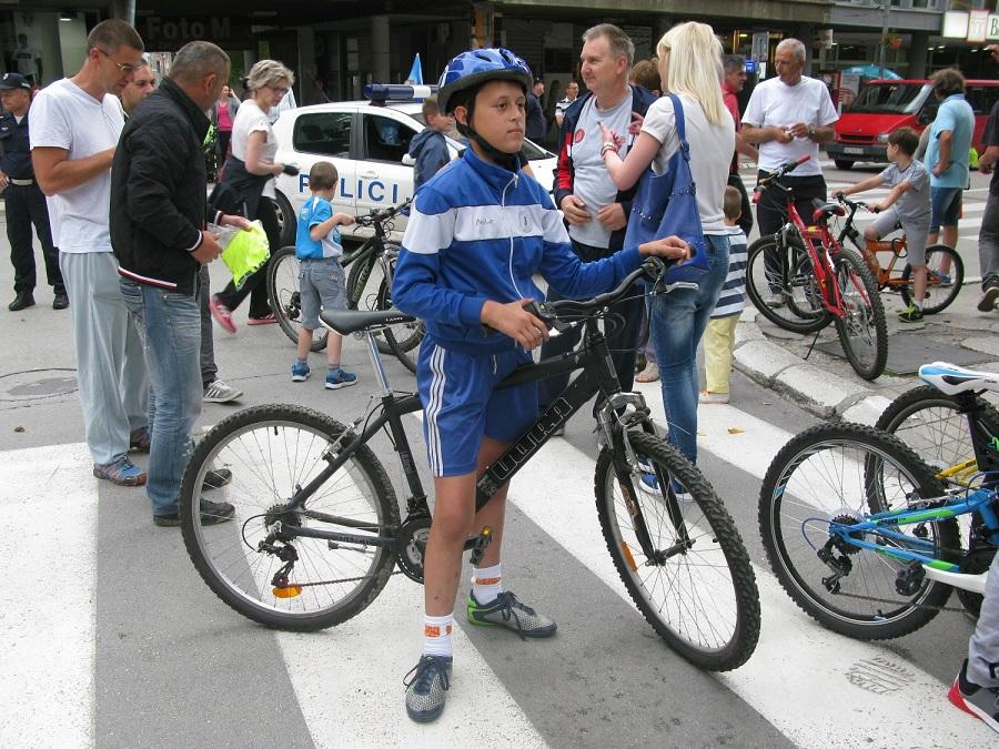 biciklistička trka užice