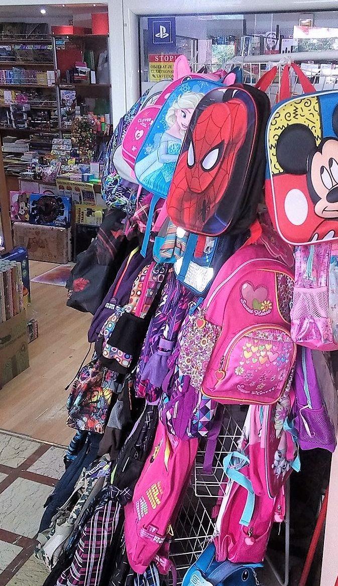 petar pan užice školski pribor, školske torbe, sveske, maped, štedler, frozen, dizni 2