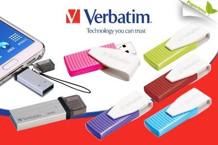 16gb VERBATIM usb flash samo 699 dinara!