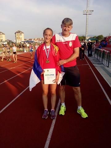 Tamara ponovo prvakinja Balkana