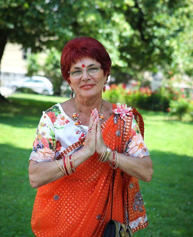 Dusanka Mihailovic 1
