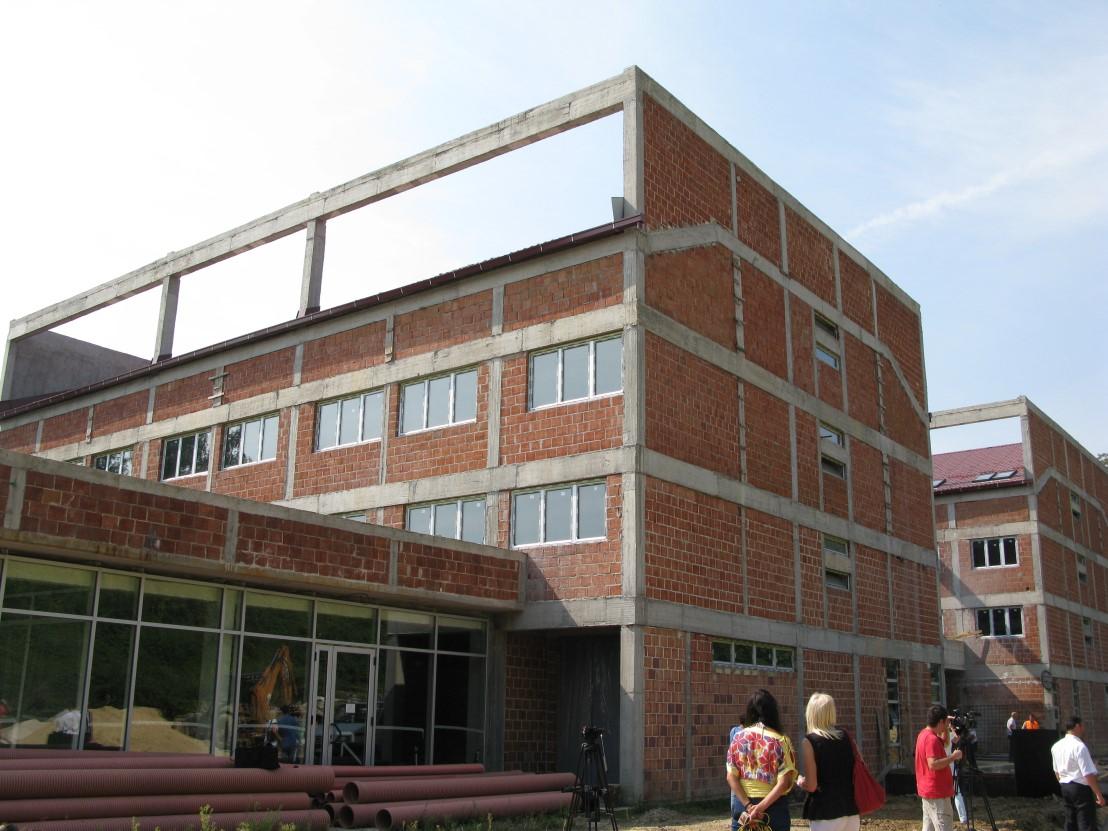 studentski dom krčagovo