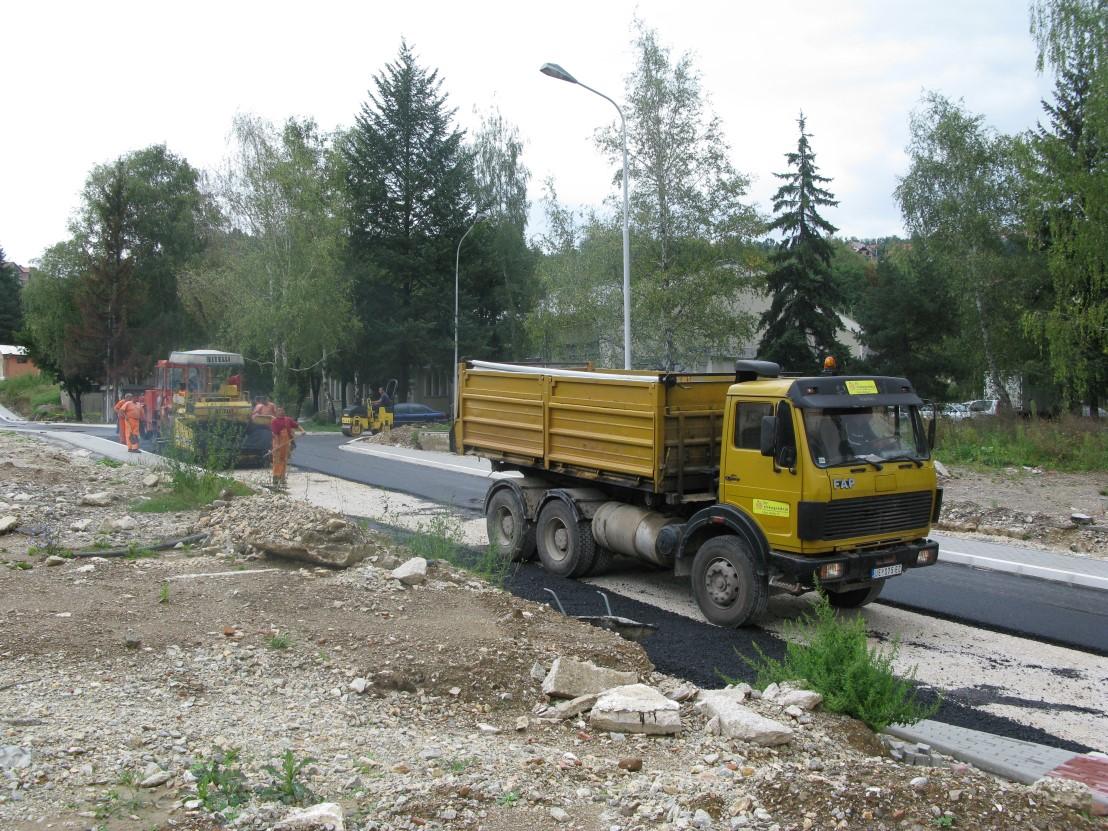 lidl krčagovo asfaltiranje