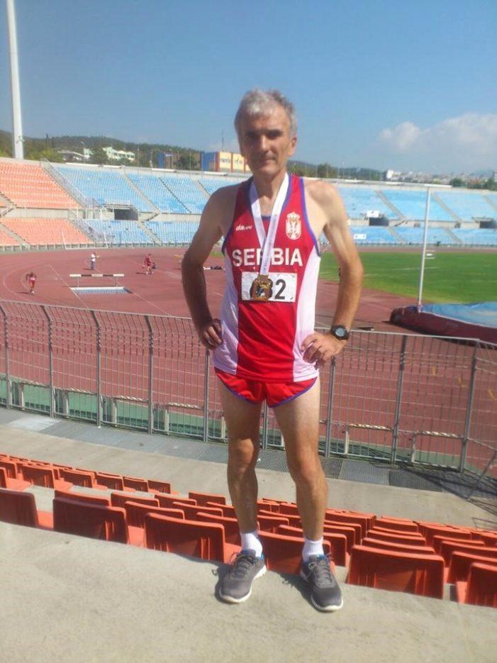 Mirko osvojio tri medalje
