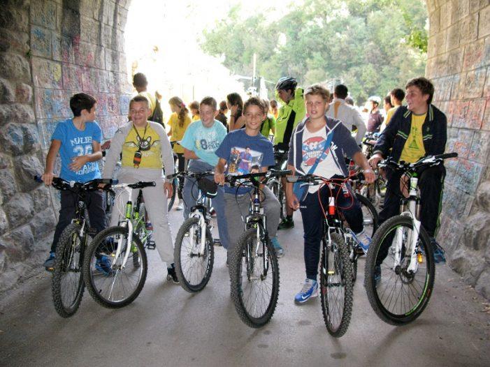 Проглашена Зелена бициклистичка стаза