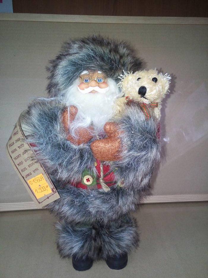 Novogodišnja dekoracija u Petru Panu!