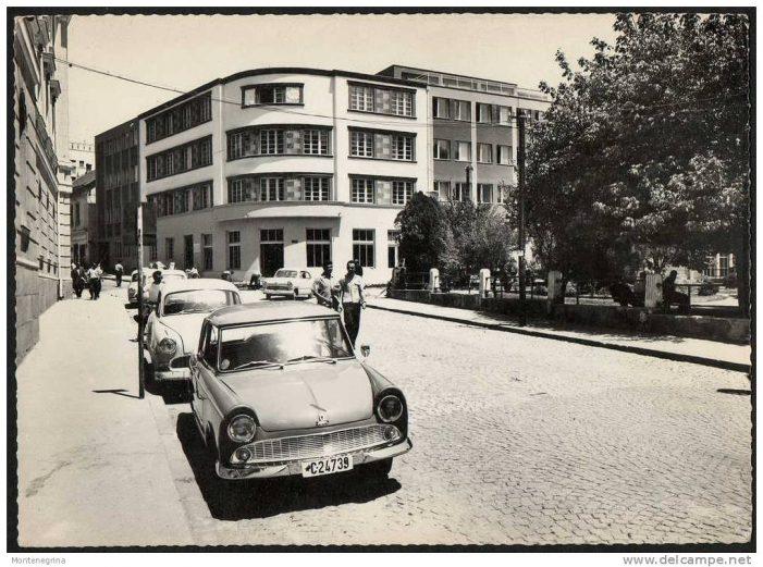 Спомен на хотел Златибор и Палас