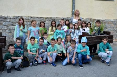 Обележен Дан планете у Првој основној школи краља Петра II у Ужицу