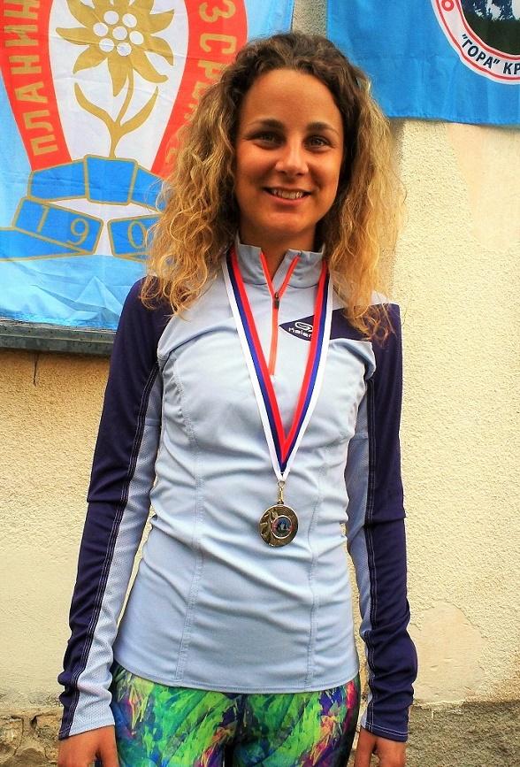 Марија освојила сребрну медаљу