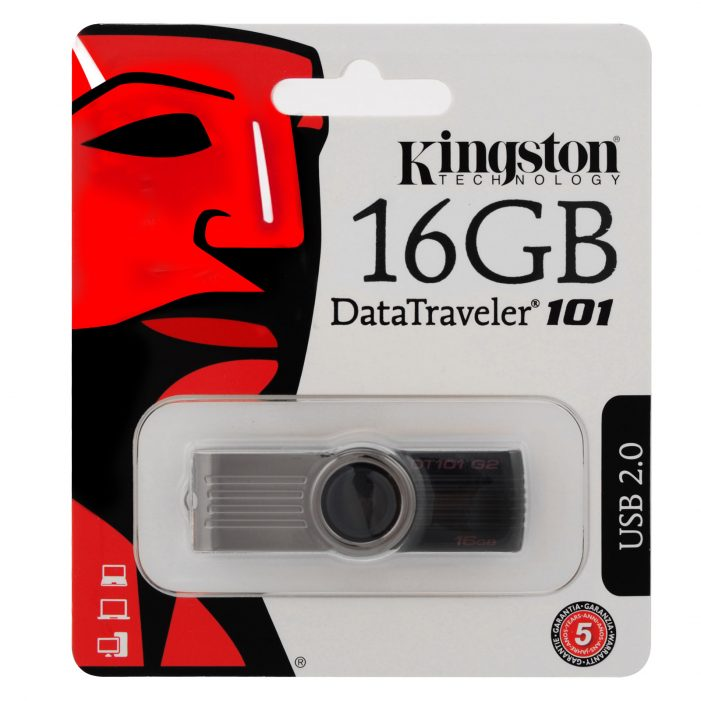 AKCIJA! KINGSTON DT101G2 16GB samo 999 dinara