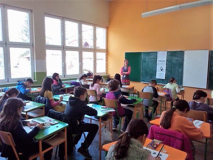 Језички испит из немачког у Првој основној школи краља Петра II