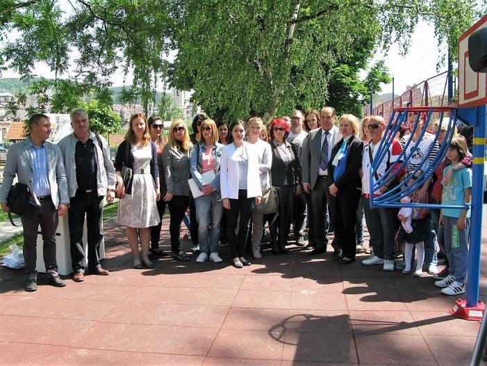Отворен први инклузивни парк у Србији