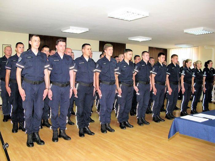 32 нова полицајца у Ужицу