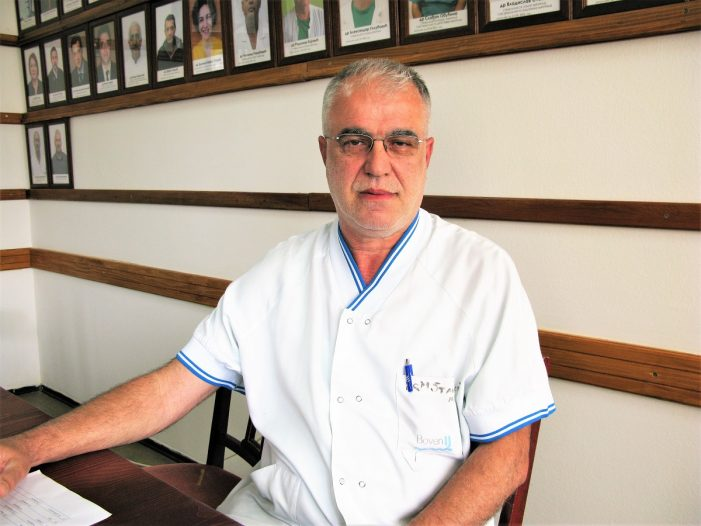 Заслужан за развој ужичке хирургије