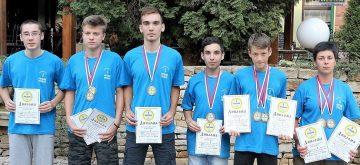 Ужички млади радио-аматери донели осам медаља
