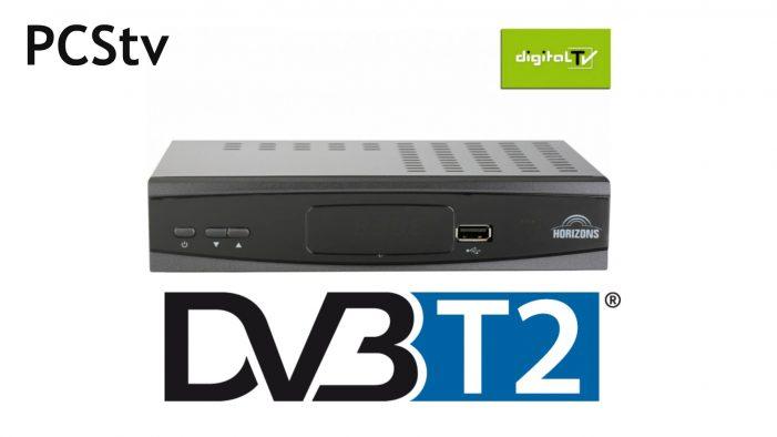 HORIZONS SRF DVB-T2 RISIVER