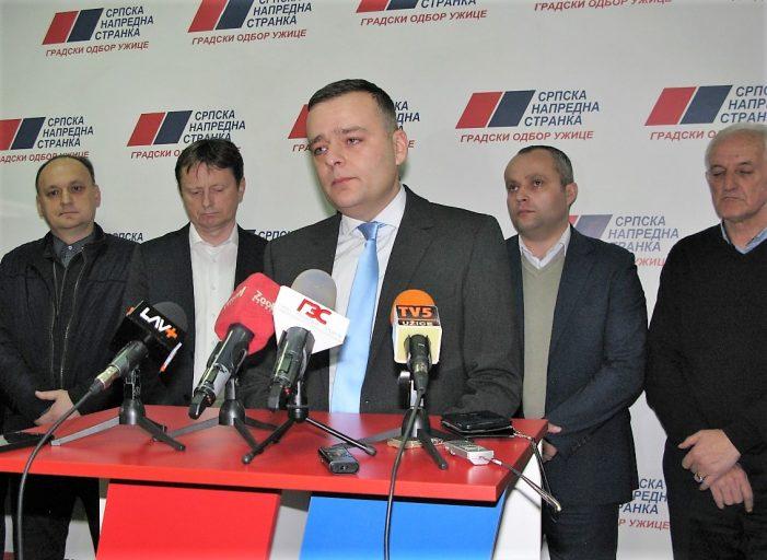 Перишић нови начелник Златиборског управног округа