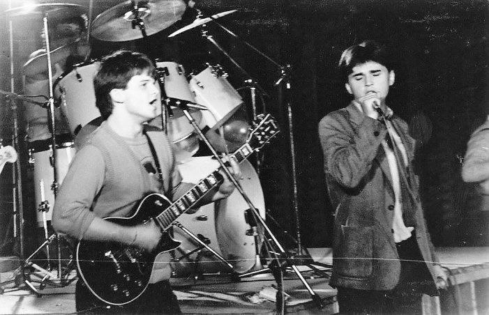 Љути панк: 1979-1982.