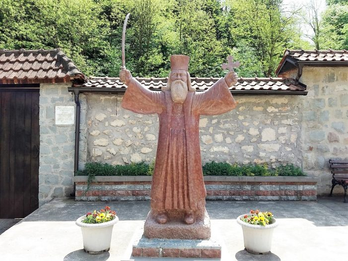 Manastir Rača, crkva u Solotuši, Tara