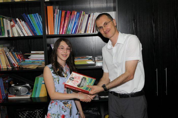 Ученица генерације Јована Смиљанић