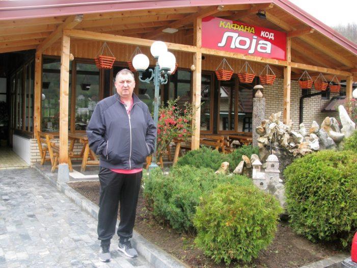 Кафана на капији Златибора