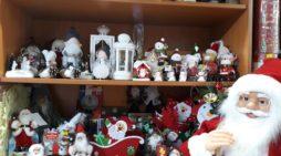 Novogodišnji ukrasi i dekoracije u Petru Panu
