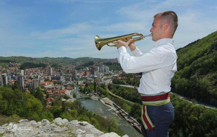 """Трубач који је """"запалио"""" Хрватску"""