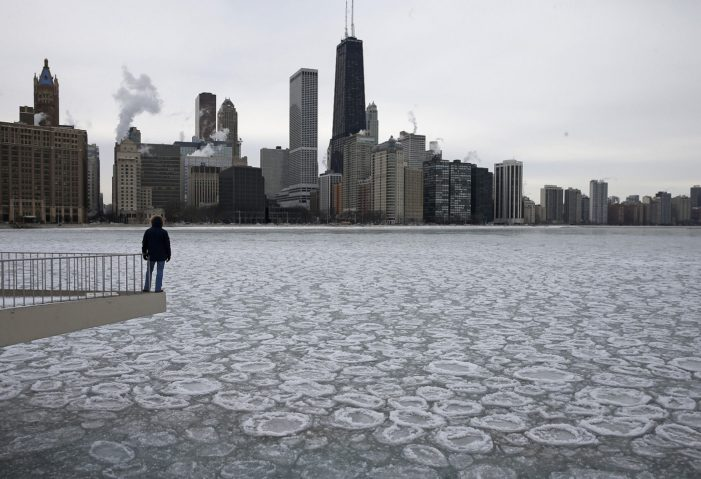 Ledeno doba u Čikagu