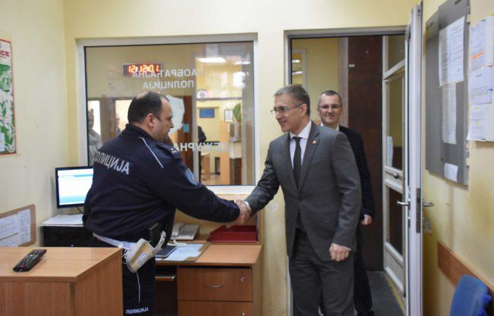 Стефановић отворио нове полицијске просторије у Ужицу