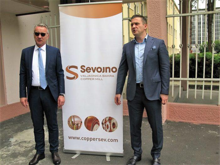 Нова улагања од 15 милиона евра