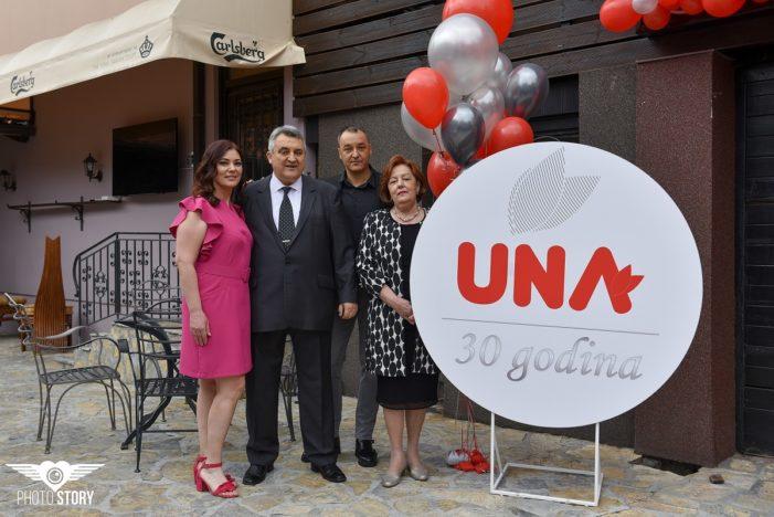 """""""Уна"""" прославила 30 година постојања"""