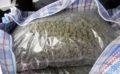 56 килограма марихуане у аутобусу!