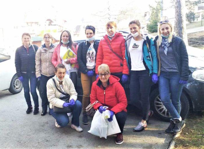 Помоћ у кући за старе у општини Чајетина
