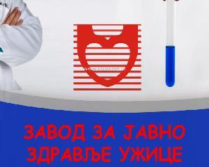 Саопштење Завода за јавно здравље Ужице